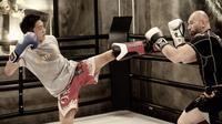 Rama Supandhi Optimistis Jadi Juara MMA kelas Flyweight (ist)