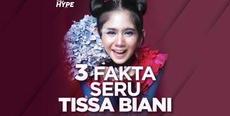 Seperti apa sosok Tissa Biani, calon istri Dul Jaelani? Yuk, kita cek video di atas!