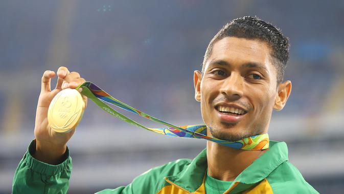 Atlet Afsel Raih Medali Emas Olimpiade Berkat Ditempa Sang ...