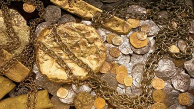 10 Penemuan Harta Karun Emas Paling Spektakuler Global Liputan6com