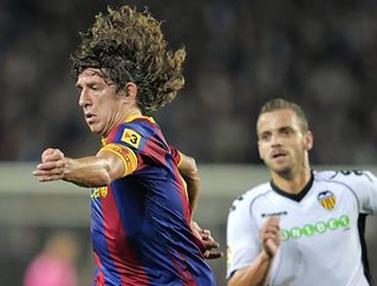 Carles Puyol (© AFP 2010)