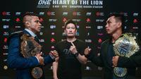 ONE Championship bertajuk Heart of Lion bakal digelar di Singapura (Liputan6.com/Windi Wicaksono)