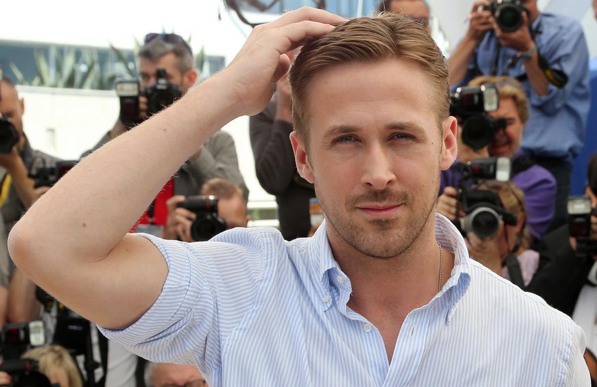 Bintang The Notebook, Ryan Gosling bergabung dengan jajaran pemain Blade Runner yang turut diperankan Harrison Ford. (Foto: NY Daily News)