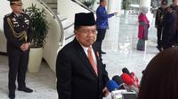 Wakil Presiden Jusuf Kalla. (Liputan6.com/Putu Merta Surya Putra)