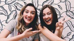 Pada 2016, Natasha mulai mengikuti jejak sang kakak sebagai selebriti dengan tampil di berbagai stasiun televisi. (Liputan6.com/IG/@kimbrlyryder)