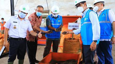 Wali Kota Tangerang Laporkan Sudah 800 Kg RDF Dikirim ke PLTU Banten Lontar 3