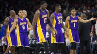 LA Lakers (USA TODAY/Bill Streicher)