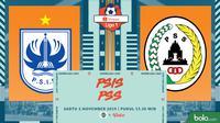 Shopee Liga 1 - PSIS Semarang Vs PSS Sleman (Bola.com/Adreanus Titus)