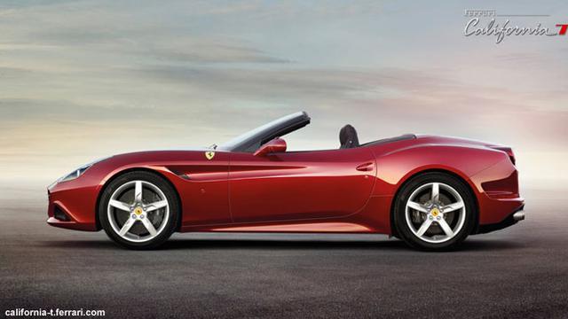 Ferrari California T >> Ferrari California T Tawarkan Kenikmatan Mobil Mewah