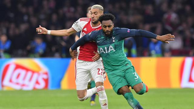 Tottenham Hotspur ke Final Liga Champions