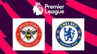 Premier League - Brentford Vs Chelsea (Bola.com/Adreanus Titus)