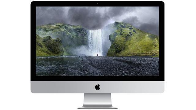 Apple Umumkan iMac Retina 5K
