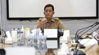 Sekretaris Daerah (Sekda) Kota Bandung Ema Sumarna. (sumber foto : Humas Pemkot Bandung)