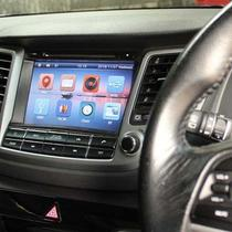 Head unit Hyundai. (ist)