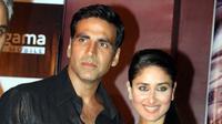 Akshay Kumar dan Kareena Kapoor Jadi Pasangan Suami-Istri