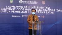 BI  Kantor Perwakilan Provinsi Kepri bersama Pemerintah Kota Batam meluncurkan Quick Response Indonesian Standard (QRIS) untuk sistem pembayaran Trans Batam.