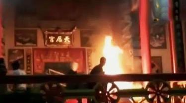 Pembakaran Rumah Ibadah di Tanjung Balai
