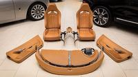 Interior Bugatti Veyron (Braman Motors)
