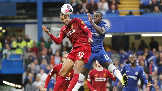 Liverpool Kalahkan Chelsea di Stamford Bridge