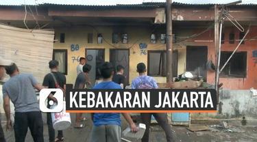 Kebakaran terjadi di kawasan Cipinang Melayu Jakarta Timur yang menghanguskan 5 rumah kontrakan. Kebakaran disebabkab adanya korsleting listrik di salah satu rumah kontrakan. Api nyaris membakar seluruh bangunan.