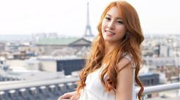 Pada 2012, Gyuri merilis sebuah lagu Daydream. Lagu ini bernuansa latin dan cocok dengan image Gyuri yang seksi. (Foto: soompi.com)