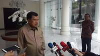 Wakil Presiden Jusuf Kalla atau JK (Liputan6.com/ Putu Surya Putra)