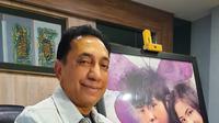 Chand Parwez Servia saat mengumumkan kompetisi tari via aplikasi Tiktok di Jakarta, awal Maret 2020.
