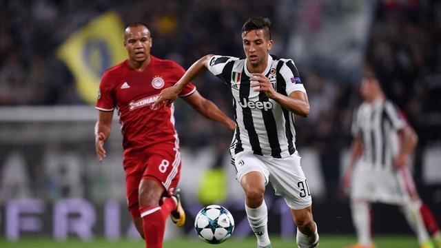 Gelandang Juventus, Rodrigo Bentancur