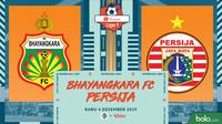 Shopee Liga 1 - Bhayangkara FC Vs Persija Jakarta (Bola.com/Adreanus Titus)