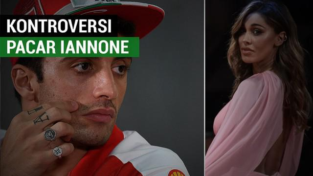 Berita video kontroversi foto panas Andrea Iannone dan pacar setelah MotoGP Spanyol. Foto tersebut menjadi sorotan media di Italia karena kehadiran sosok kekasih Iannone, Belen Rodriguez. Belen disebut media di Italia sudah tak asing dengan penampila...