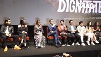 Saksikan Gala Premiere dan Press Conference Film Dignitate. sumberfoto: MD Pictures
