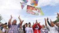 Asosiasi Pedagang Kaki Lima di Palu, Sulteng (liputan6.com)