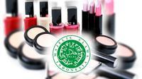 Logo kosmetik halal. (via: twitter.com)