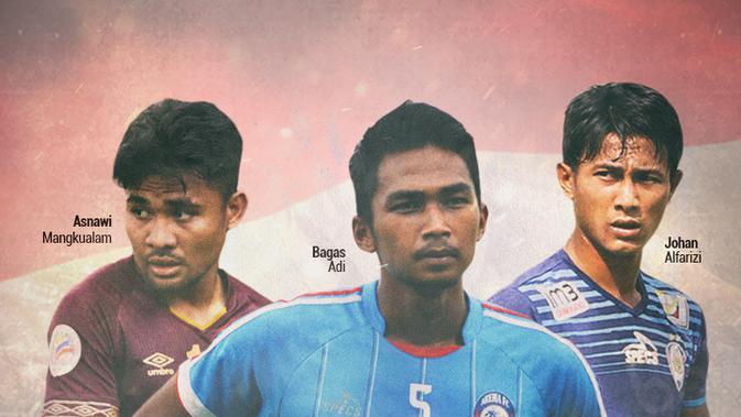 4 Bek Sayap Ganas Timnas Indonesia Saat Ini, Berkarakter Agresif dan  Multi-Posisi - Indonesia Bola.com