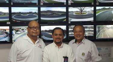 Steward Indonesia Kembali Mentas di Balap Internasional