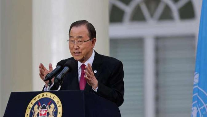 Eks Sekjen PBB Ban Ki-moon: Bangladesh Tak Bisa Terus Tampung Pengungsi Rohingya