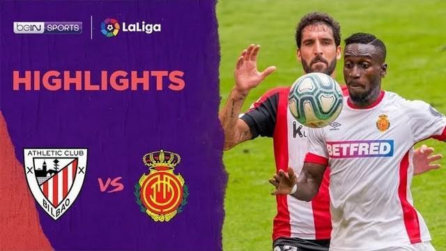 Berita video highlights laga seru La Liga 2019-2020 antara Athletic Bilbao melawan Mallorca, di mana terdapat dua penalti menantang yang dilakukan pemain, Sabtu (27/6/2020) malam hari WIB.