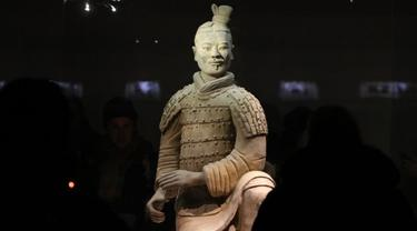 Prajurit Terakota menjadi salah satu warisan bersejarah milik China