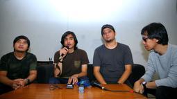 Menjadi hal yang menarik karena karya berjudul Film Favorit tersebut merupakan karya perdana mereka dengan bendera sendiri, 507 Records. (Nurwahyunan/Bintang.com)