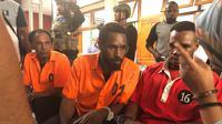 3 Pemasok Amunisi ke KKB Papua Divonis 2 Tahun 6 Bulan Penjara (Dok Humas Polri)