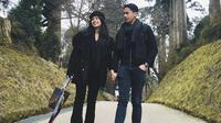 Maudy Ayunda dan Arsyah Rasyid (Sumber: Instagram/maudyayunda)