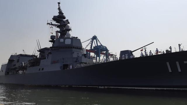 Jepang: Latihan Militer Tak untuk  Saingi Beijing di Laut China Selatan, tapi…