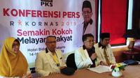 PKS menargetkan kemenangan 60 persen dalam Pilkada Serentak 2020. (Liputan6.com/Ady Anugrahadi)
