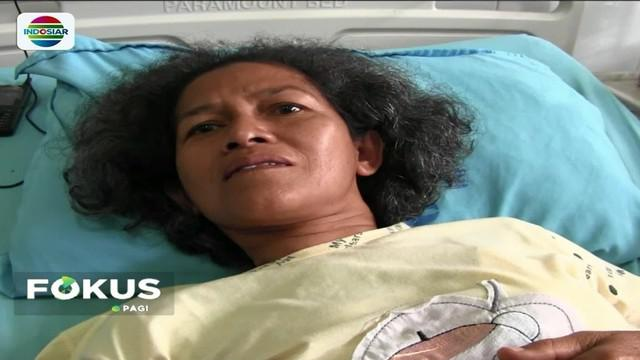 Berikut cerita Endang, korban selamat tank TNI pengangkut siswa PAUD yang terbalik di Sungai Bogowonto, Purworejo.