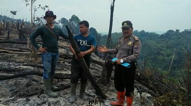 Nasib Apes Petani Riau Gara-Gara Abaikan Nasihat Mertua