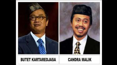 Candra Malik Ajak Butet  Sambut Pemilu dengan Kritik