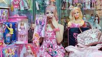 Demi Koleksi Boneka Barbie, Wanita Ini Rela Habiskan Rp 933 juta
