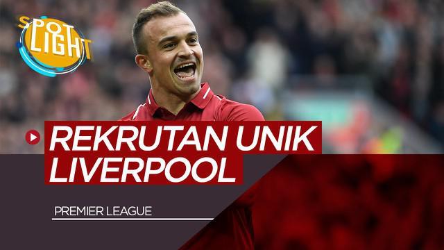 Berita video Spotlight kali ini membahas tentang Xherdan Shaqiri, Giorginio Wijnaldum dan 3 Pemain yang di Rekrut Liverpool Dari Tim Degradasi