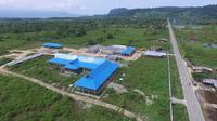 Papua akan miliki Rumah Sakit darurat corona covid-19 yang terletak di Muara Tami, Kota Jayapura. (Liputan6.com/Humas Pemkot Jayapura/Katharina Janur)