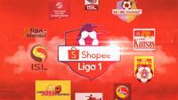 Liga 1 - Liga Indonesia dari masa ke masa (Bola.com/Adreanus Titus)